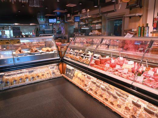 Serve-over Butchers Refrigerator 9