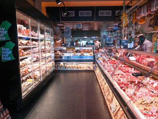 Serve-over Butchers Refrigerator 3