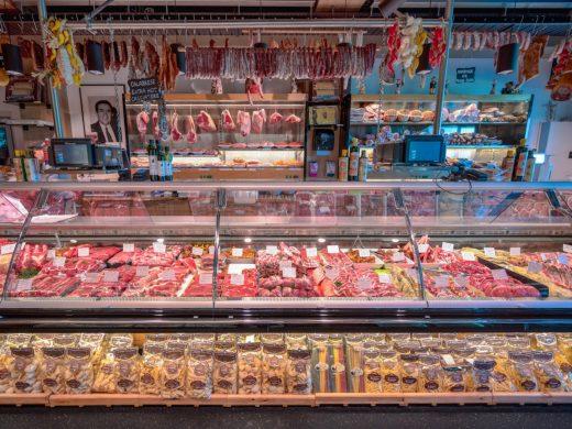Serve-over Butchers Refrigerator 6