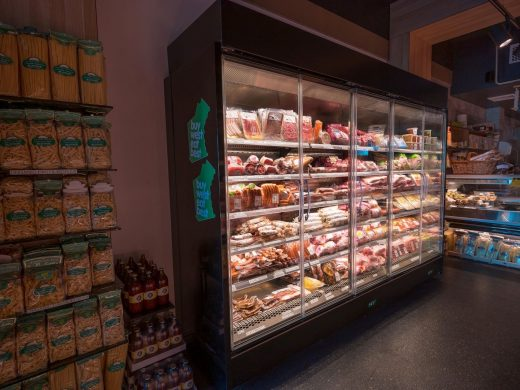 Upright Butchers Refrigerator 1