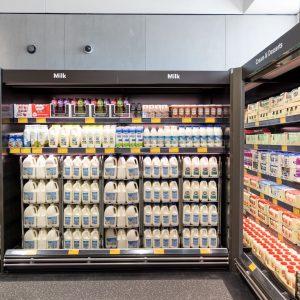 ALDI Inglewood - Milk and Dairy 1