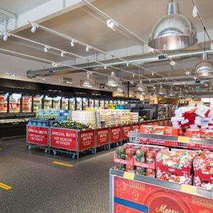 ALDI Yanchep Store Overview 1