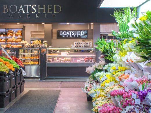 Boatshed Market in Cottesloe WA 6