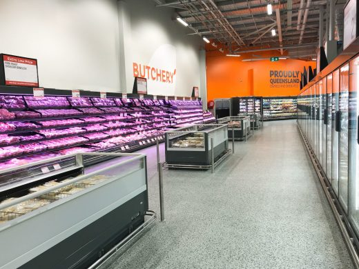 Fresh and Save QLD - Meat Cases