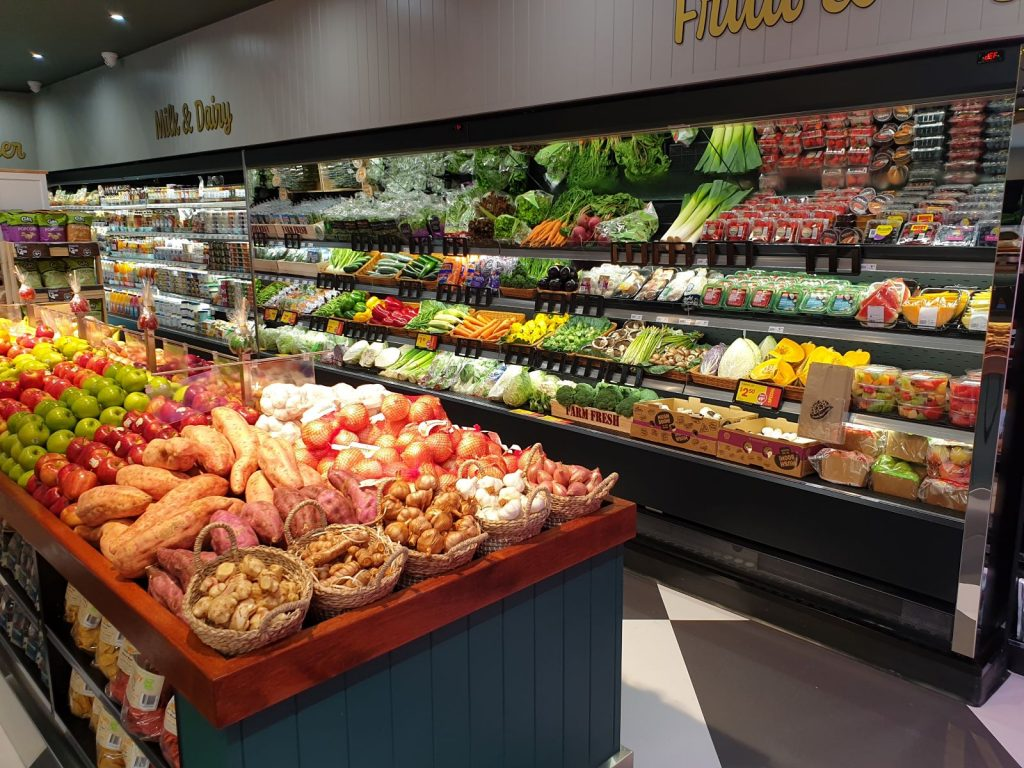 The Albion Marketplace - Fresh Produce