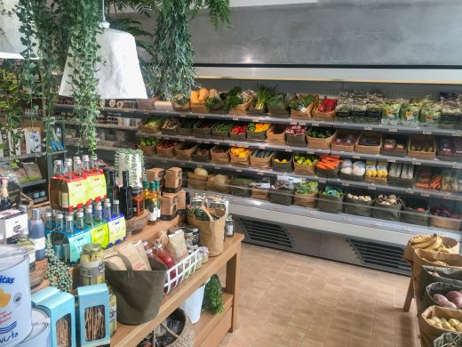 The Milk Bar Noosa QLD - Fresh Produce 1